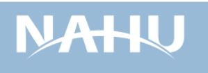NAHU Operation Shout Logo