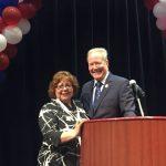Yolanda and Don Goldman