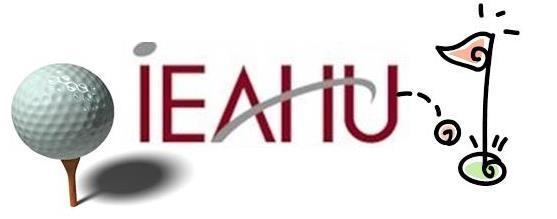 IEAHU Golf Tournament Logo small