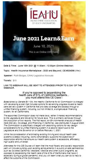 June Chapter Meeting @ This Event will be held online with Zoom